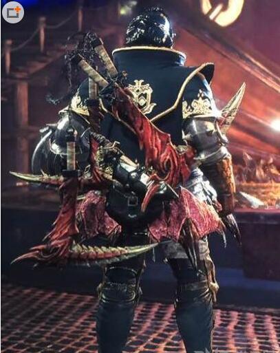 怪物猎人世界双刀配装 最强五流派毕业双剑配装推荐