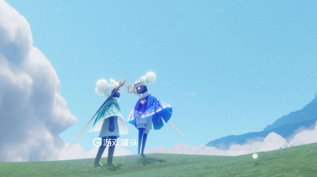 Sky光遇精美游戲壁紙欣賞 愛與給予不單單是生命的理解
