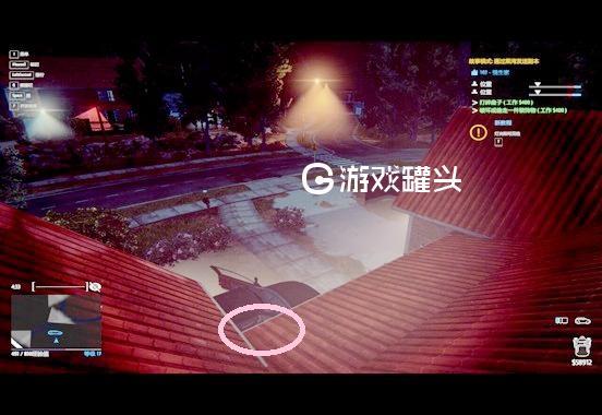 小偷模拟器102号房顶怎么上 强生家房顶飞贼教学攻略
