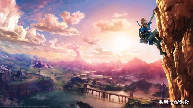 玩家票选日本平成年代最佳游戏 塞尔达传说排第二