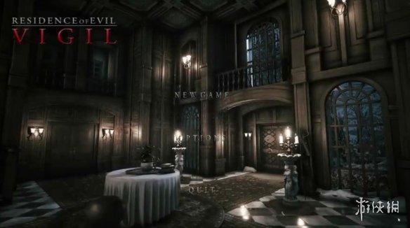 虚幻4粉丝打造新作游戏演示发布 免费版生化危机4