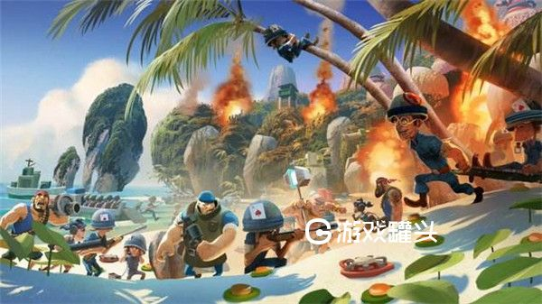 海岛奇兵google版
