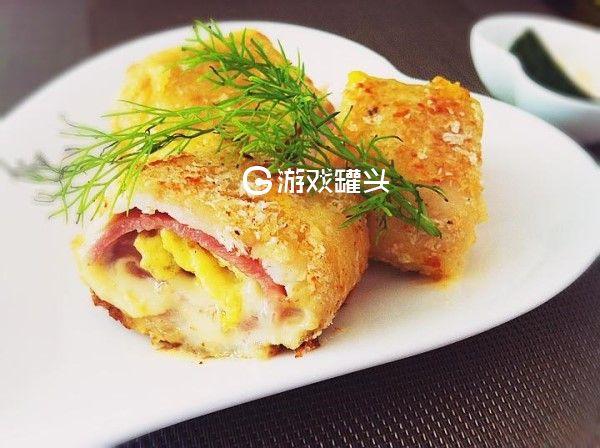 风之大陆食谱香烤芝士鸡肉卷 香烤芝士鸡肉卷配方属性分享