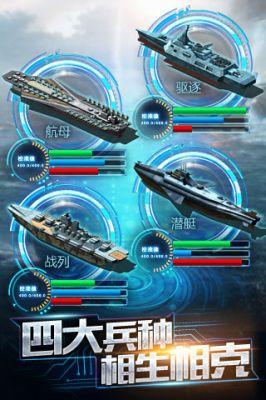 王牌战舰无限金币版