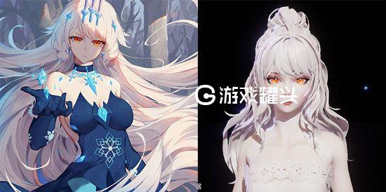 龙族幻想捏脸数据绘梨衣ID分享 捏脸数据女生ID最新大全
