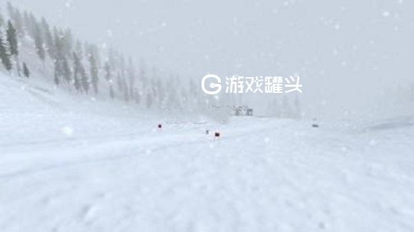 高山滑雪竞技场