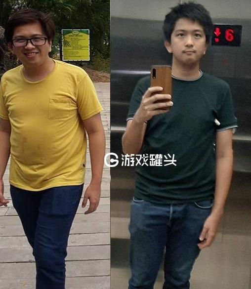 玩家用《健身环大冒险》减肥成功 用时一个月效果斐然