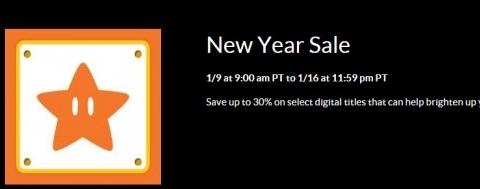 任天堂美服开启新年特惠 任天堂switch打折游戏都有哪些
