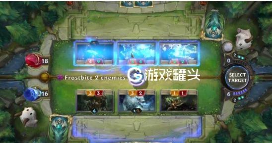 《英雄联盟》卡牌游戏《符文大地传奇》即将开测 PC版欧美服在1月24号开始测试