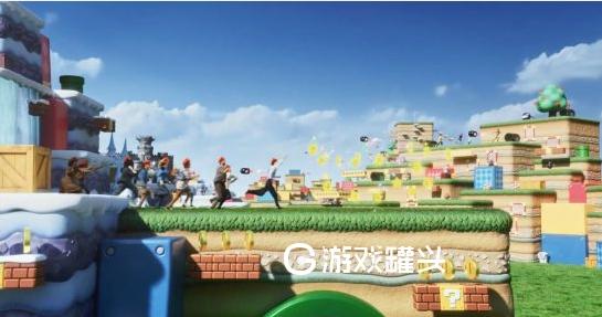 """""""超级任天堂世界""""主题公园MV宣传片公布 体验真实的任天堂世界"""