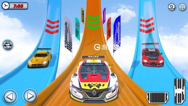 GT汽車特技無限賽車