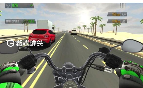 涡轮摩托拉力赛3D