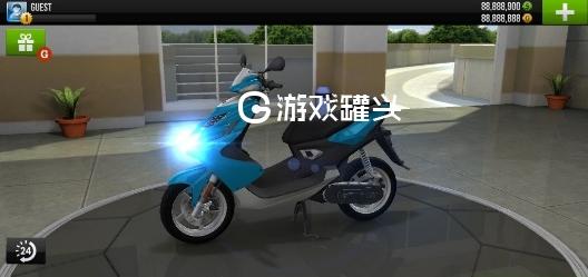 3D摩托车单机游戏