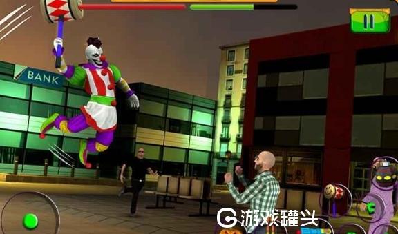 小丑可怕的人质生存官方正版