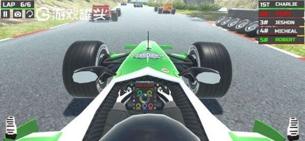 F1赛车模拟器手机版
