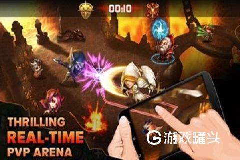 无敌英雄游戏手机版
