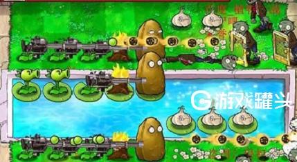 植物大战僵尸军事版